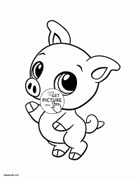 Coloring Pages Of Baby Zoo Animals Free Beautiful For Kids Stock