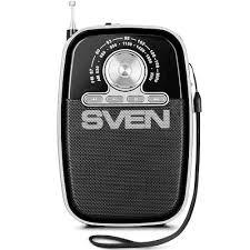 Купить <b>Радиоприемник Sven SRP-445</b> мощность 3 Вт (RMS), FM ...