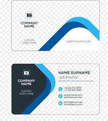 Business Card Visiting Card Logo Business Cards Png Download