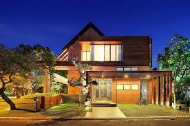 Unique Tropical House Plans Modern Design Building Plans Online
