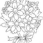 Floral Coloring Pages Coloriages Floral Design Coloring Pages Best