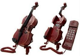 3 Shaped Telephon 29 6 2018 Cute Creative end Violin Pm 15 qE1XyBw
