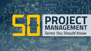 50 project management terms you should know