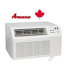 amana pbh113g35cb 11000 btu through the wall air conditioner