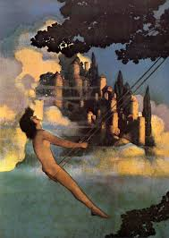 maxfield parrish parrish swing