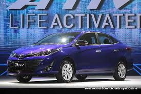 2018 toyota yaris sedan. delighful yaris allnew 2018 toyota yaris ativ launched in thailand throughout toyota yaris sedan a