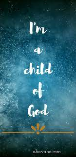 I M A Child Of God Themed Free Multi ...