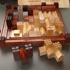 Wooden Strategy Games The game Cathedral I plan to have this in my collection of wooden 20