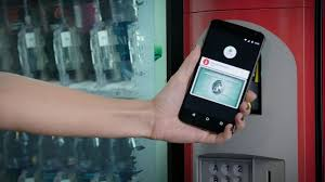 Vending Machine That Buys Cell Phones Impressive Android Pay CocaCola Vending Machines Link Payment And Loyalty