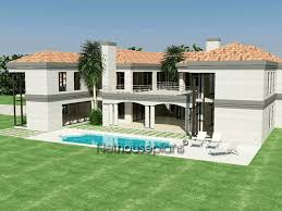 5 bedroom double y house plan 5 bedroom house plans south africa house plans south africa