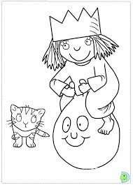 Little Princess Coloring Pages To Print Coloring Pages For Kids In