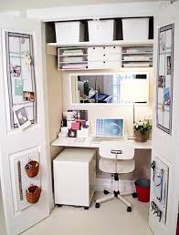 small office design ideas. Brilliant Closet Desk Design Ideas 22 Built In Home Office Designs Maximizing Small Spaces