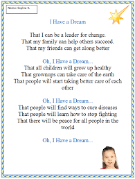 mlk i have a dream poem generator k computer lab i have a dream poem generator example