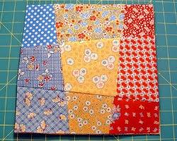 The 100 Best Quilt Patterns of 2013: Baby Quilt Patterns, Quilted ... & ... Quilt Block Crazy Nine Patch ... Adamdwight.com