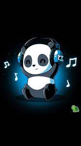 Chibi Cute Panda Backgrounds ...