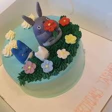 I Got The Most Amazing Birthday Cake Studio Ghibli Amino