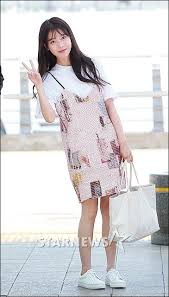 "IUmushimushi on Twitter: ""IU airport fashion: Shoe Suecomma Bonnie ..."