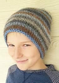 Basic Beanie Knitting Pattern