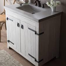 Driftwood Bathroom Vanity Americana Rustic Bathroom Vanity Bases Native Trails