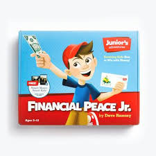 Financial Peace Junior Chore Chart Financial Peace Jr