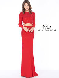 The link to plunge back jersey gown has been copied. Jersey Cut Out Mac Duggal Dress 62701a Promheadquarters Com