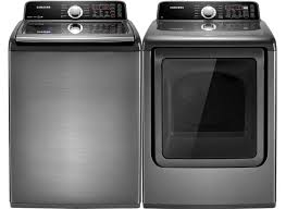 samsung platinum washer and dryer. Interesting Dryer Samsung Washer And Dryer  Samsung Platinum King Size Smart Care Top Load  ELECTRIC Laundry Set On Washer And Dryer