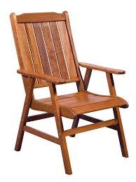 Outdoor Wooden Chair Outdoor Wooden Benches 1 Chair Nongzico
