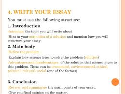 how to write a science essay  particular society 8
