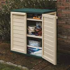 outdoor storage cabinets who has the
