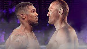 Anthony Joshua and Tyson Fury have ...