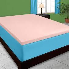 black foam mattress topper. Memory Foam Mattress Topper Black F