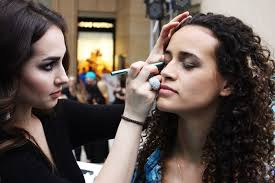 p attendees could also book makeup appointments with m a c artists