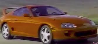 The history of the Toyota Supra