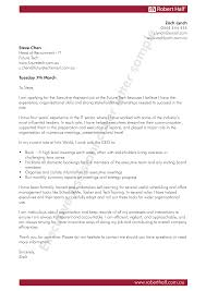 Cover Letter For It Assistant Executive Assistant Cover Letter Templates At