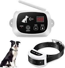 Red Blinking Light On Invisible Fence Collar Focuser Electric Wireless Dog Fence System Pet Containment System For Dogs And Pets With Waterproof And Rechargeable Training Collar Receiver