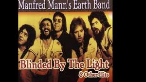 Youtube Manfred Mann Blinded By The Light Manfred Manns Earth Band Blinded By The Light Hd