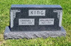 Magdalena Smith King (1865-1947) - Find A Grave Memorial