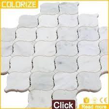 lantern tile backsplash professional supplier marble lantern mosaic tile grey lantern tile backsplash