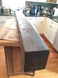 how to build beam mantel 7
