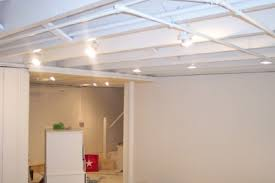 basement ceiling lighting. Attached Images Basement Ceiling Lighting DIY Chatroom
