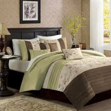 Buy Green Duvet Covers from Bed Bath & Beyond & Madison Park Serene Full/Queen Duvet Cover Set in Green Adamdwight.com