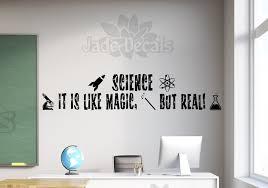real wall decal classroom wall decor