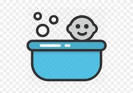 baby bath icon bathtub 1042104