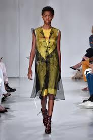 Calvin Klein Designs Calvin Klein Collection Spring 2018 Wwd