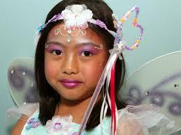 fairy princess halloween makeup