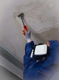 artex asbestos testing for ceilings