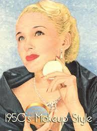 1950s makeup style glamourdaze8
