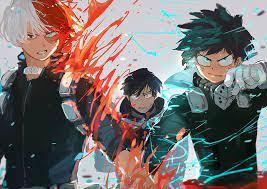 My Hero Academia Anime Wallpapers - Top ...