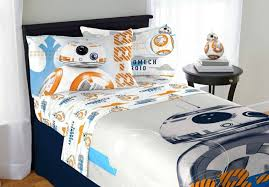 star wars bb8 bedding