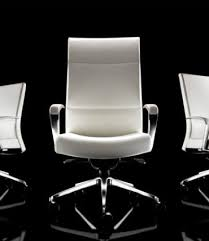 modern executive office chairs. White Leather Chrome Premium Executive Chairs Modern Office H
